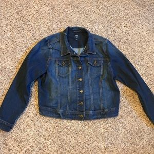 Women's Jean jacket GAP 1969 button front